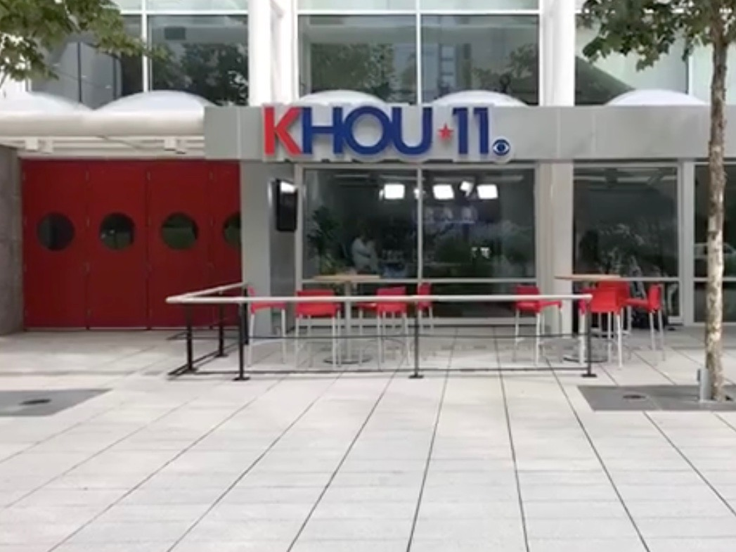 After Losing Its Building To Hurricane Harvey Khou Debuts
