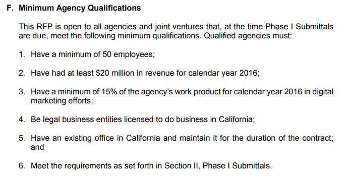 The California Lottery Places Its 5-Year, $150 Million-Plus Account