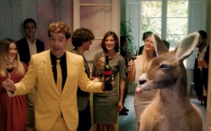 Burns Group Brings Yellow Tail to the Super Bowl | AgencySpy