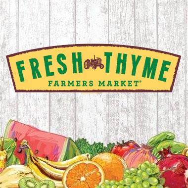 Schafer Condon Carter Wins Fresh Thyme Farmers Market Review | AgencySpy