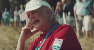 Course Marshals Are Not Fans of TaylorMade's Twist Face in New Spot From Zambezi | AgencySpy