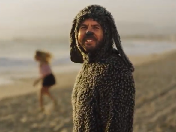 Weed Agency Composite Casts Man-Dog Wilfred to Sell You Some Fat Joints