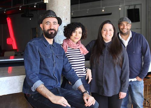 Anomaly Welcomes Four Group Creative Directors