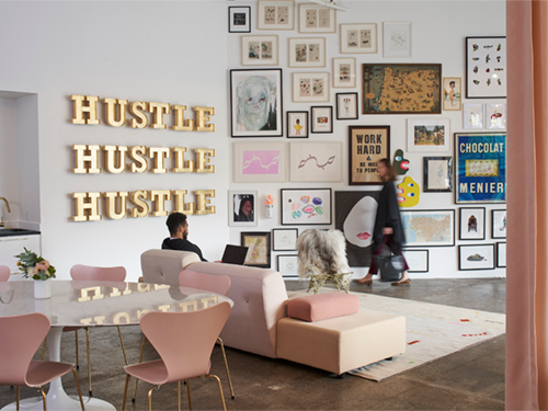 This Portland Agency Is Looking For Artists to Gussy Up Their New Space
