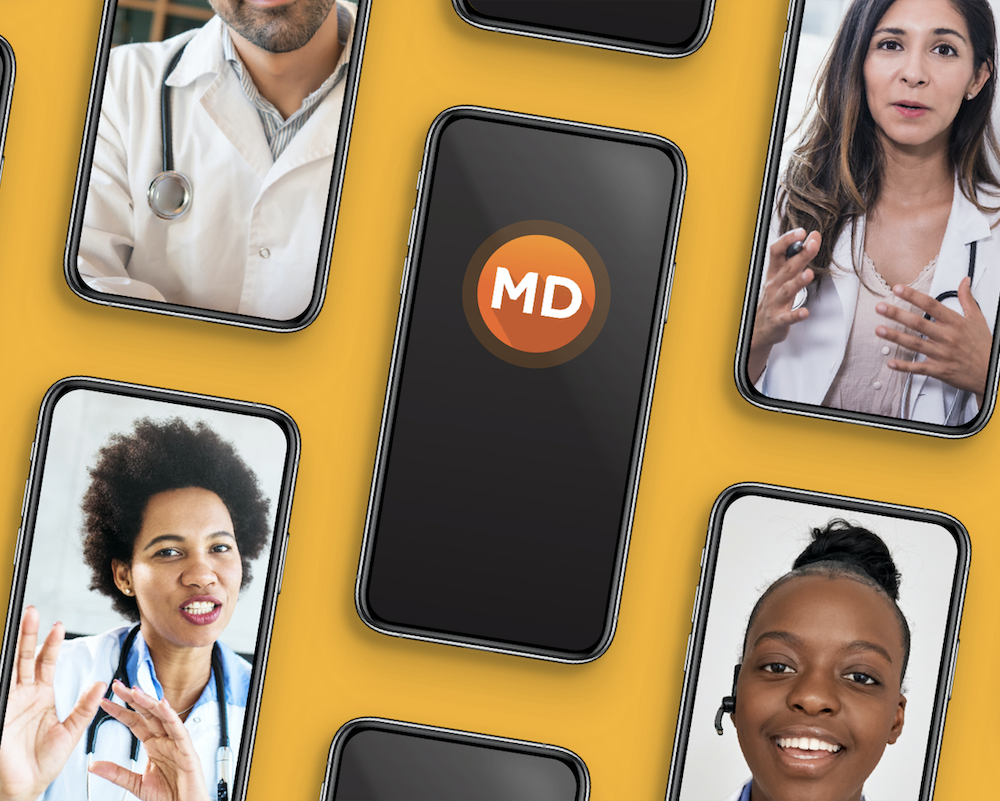 Partners + Napier Named Creative and Media AOR for Telehealth Provider MDLive