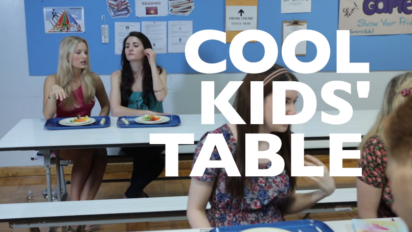 Cool Kids' Table