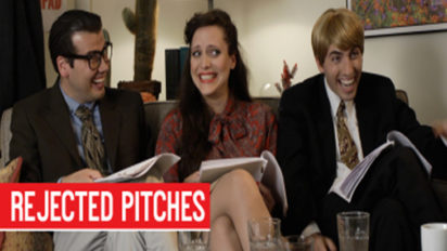 Rejected Pitches