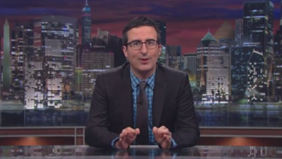 Breaking down the World Cup with John Oliver