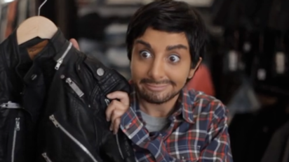 The Aziz Ansari Impression That Never Made It