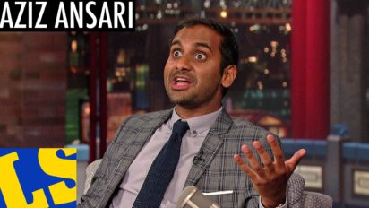Aziz Ansari Explains Feminism Through Beyonce and Jay-Z