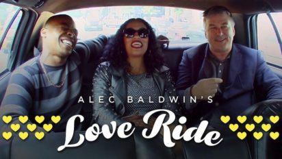"A Valentine's Day Treat: ""Alec Baldwin's Love Ride"" Is Back!"