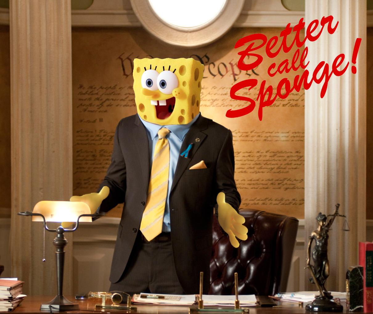 spongebob odenkirk
