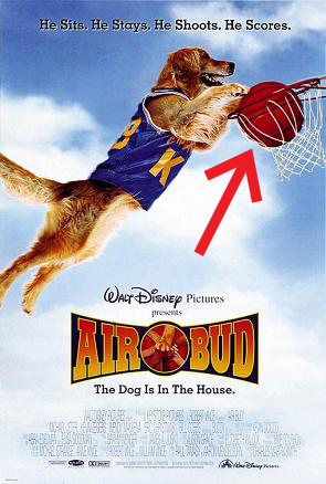 air bud basketball