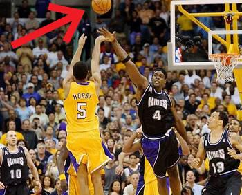robert horry basketball