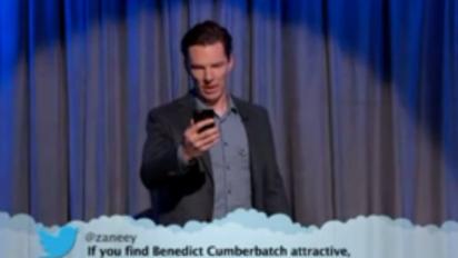 Watch Jeff Bridges, Kristen Stewart, And Benedict Cumberbatch Read Mean Tweets About Themselves