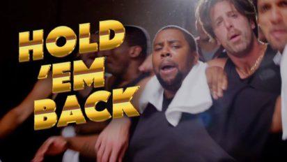 Hold 'Em Back – Official Music Video (ft. Kenan Thompson)