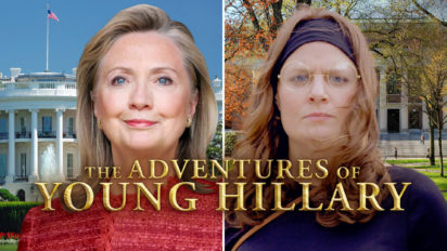 The Adventures of Young Hillary