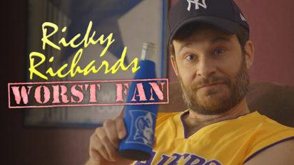 America's Worst Sports Fan?