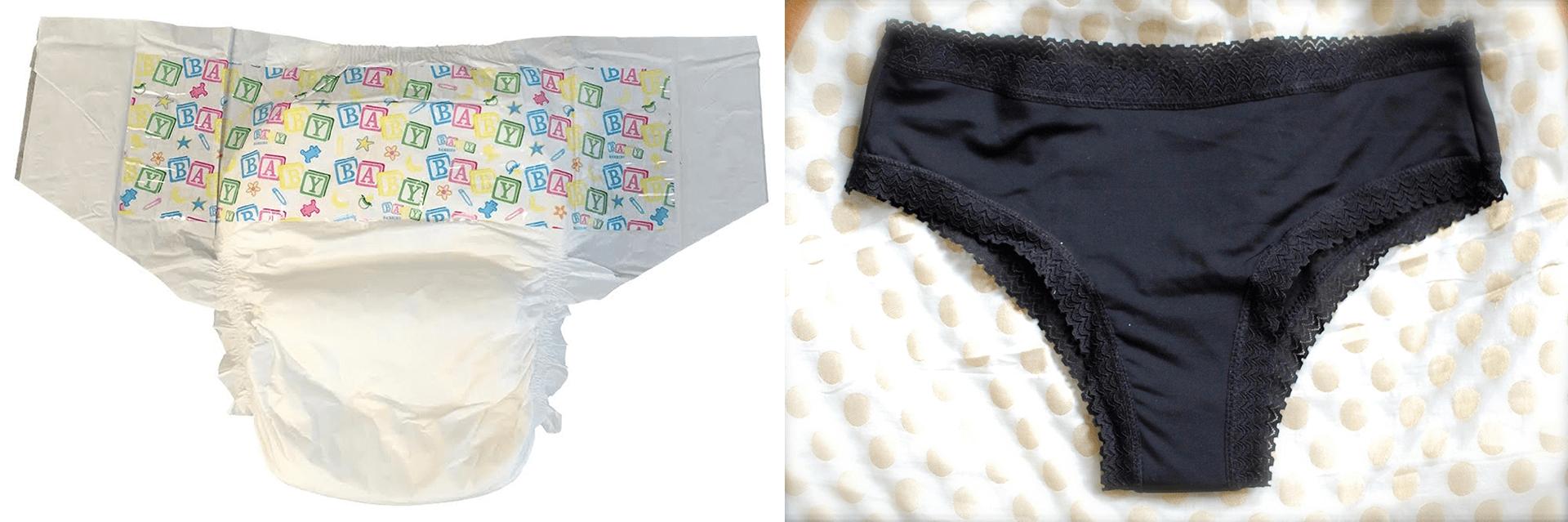 diaper-next-to-panties