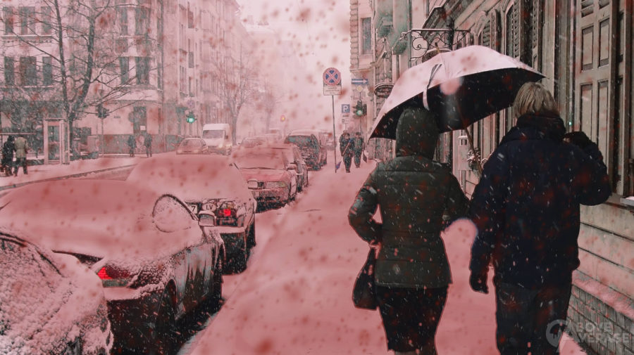 Global Warming: You Thought It Couldn't Get Worse? Get Ready for Blood Snow