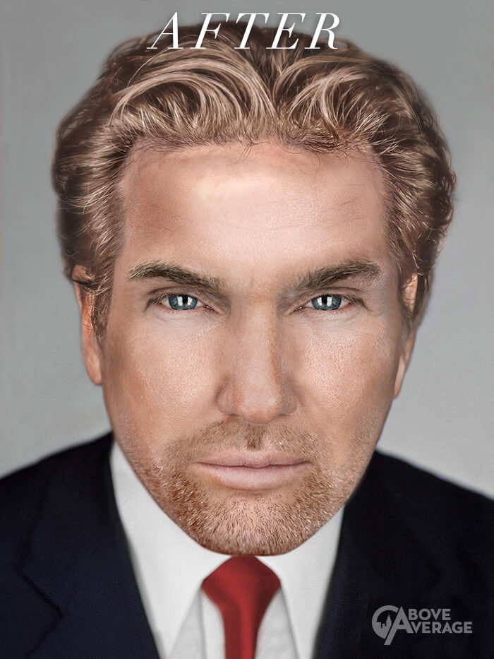 trump is hot