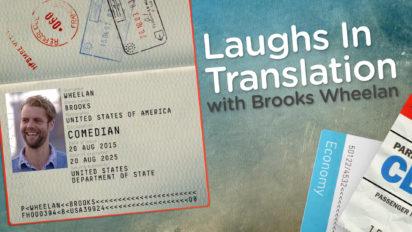 Laughs in Translation