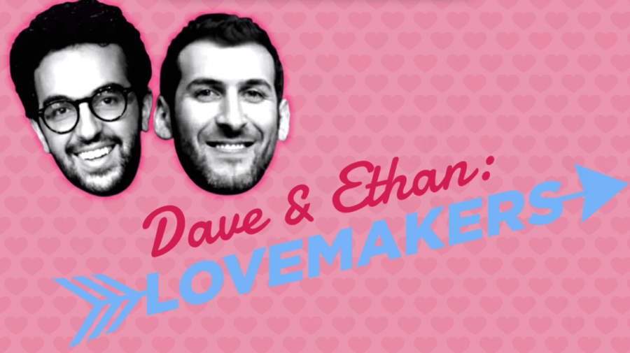 """Meet Your New Love: Our New Seeso Series """"Dave & Ethan: Lovemakers"""" Is Here!"""