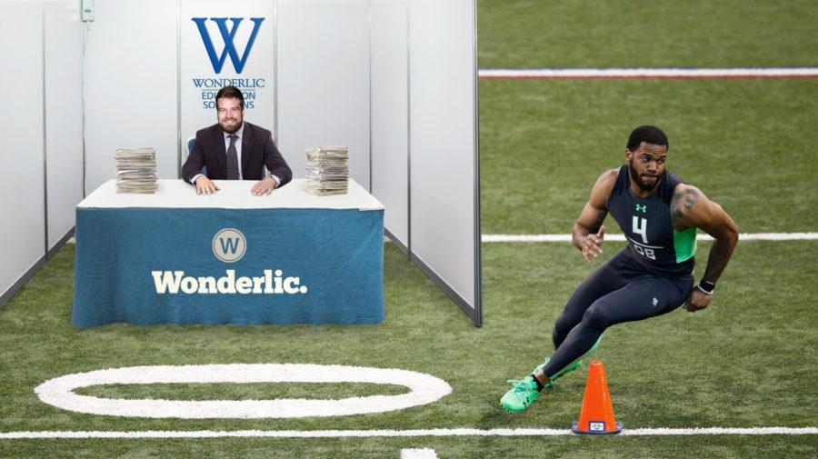 Ryan Fitzpatrick Sets Up Kaplan Wonderlic Test Prep At Combine