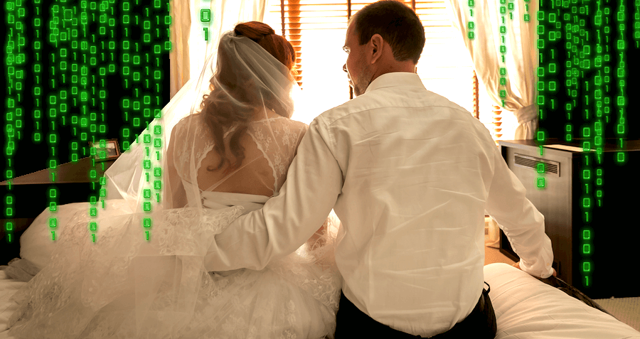 Why I'm Waiting Until Our Wedding Night To Tell Her About The Matrix