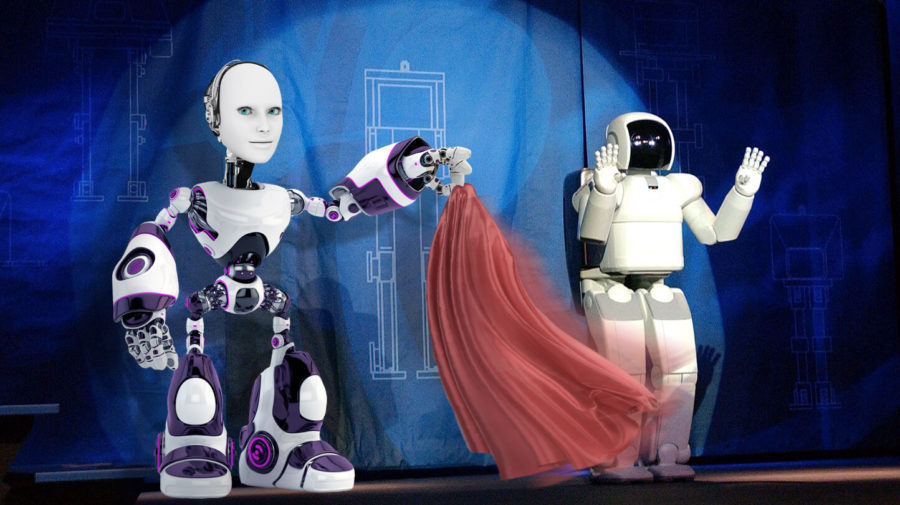 Scientists Unveil New Robot With The Ability To Unveil New Robots