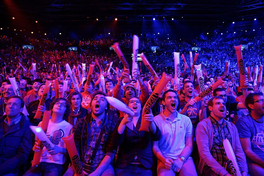 Research shows that 80% of these eSports fans are asthmatic.