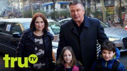 Alec Baldwin's Love Ride Teaches Us Why Not To Ask Kids For Marriage Advice