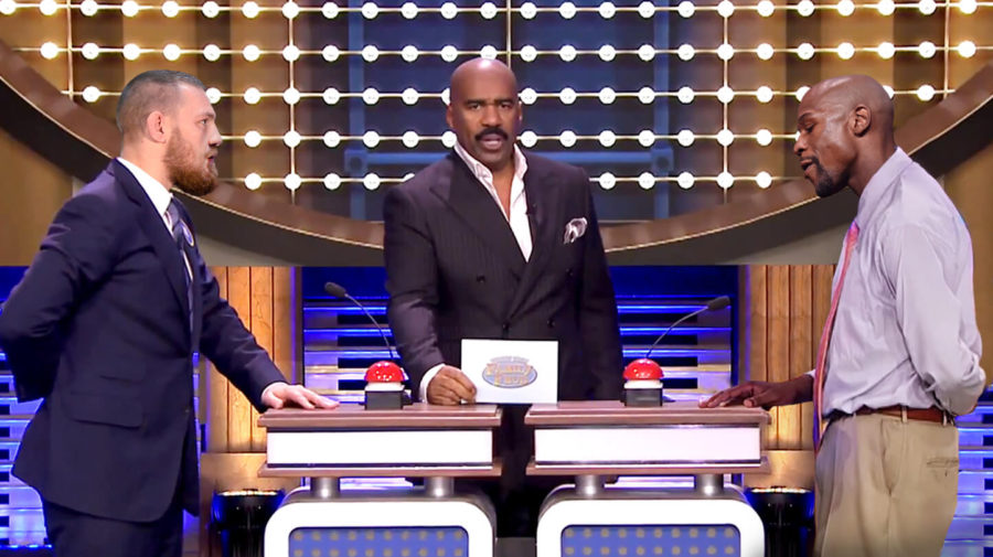 Finally: Mayweathers And McGregors Settle Score On Family Feud