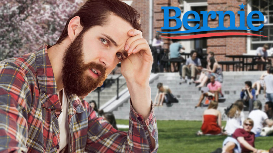 "Bernie Supporter: ""The California Registration Deadline Wasn't On The Syllabus"""