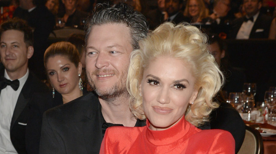 Gwen and Blake Drown After Being Unable To Shut Up About Their Love