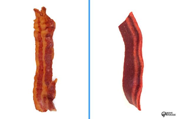 Bacon Side by Side