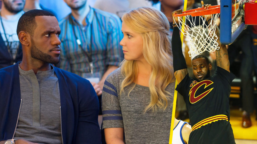 """Trainwreck"" Actor Wins Basketball Game"