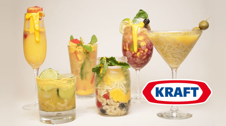 Try These Tasty Kraft Macaroni & Cheese Summer Cocktails!