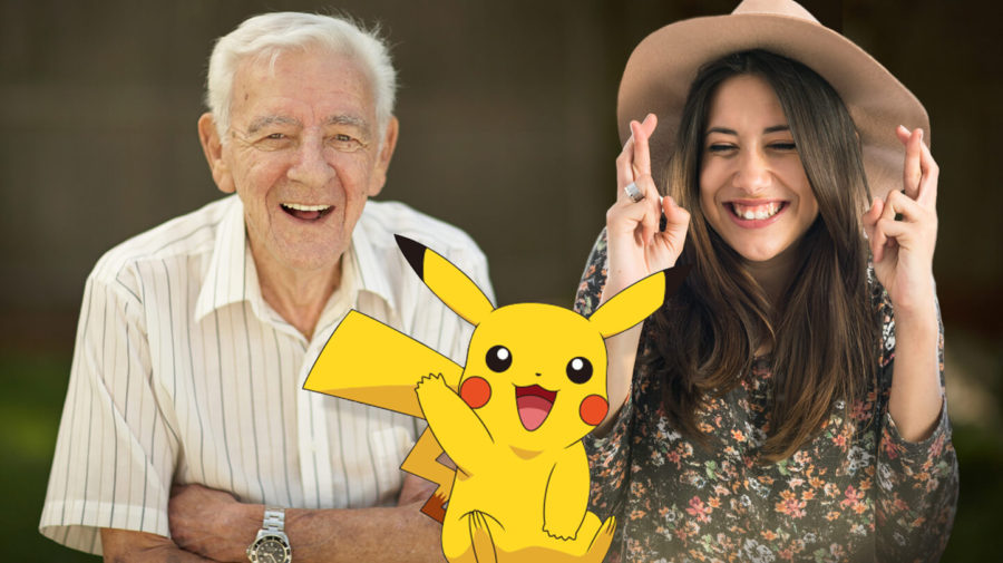 I Hope My Rich Grandfather Dies Soon So I Can Inherit All His Pokemon