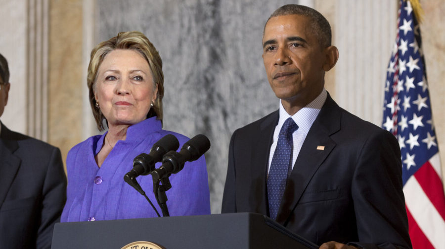 """Obama: """"Hillary Clinton Is, Um, Good. And I Think She, Uh, Will Be, Um, Good. Yeah."""""""