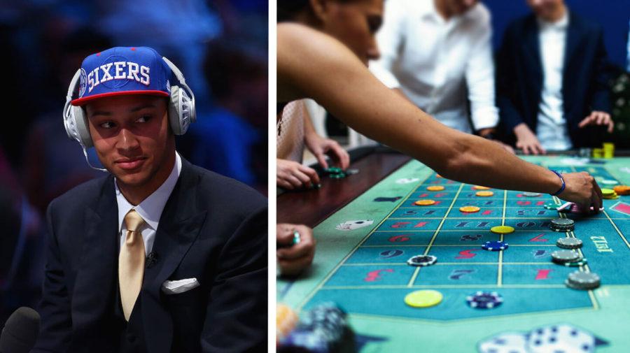 76ers Gamble Away Ben Simmons At Vegas Summer League