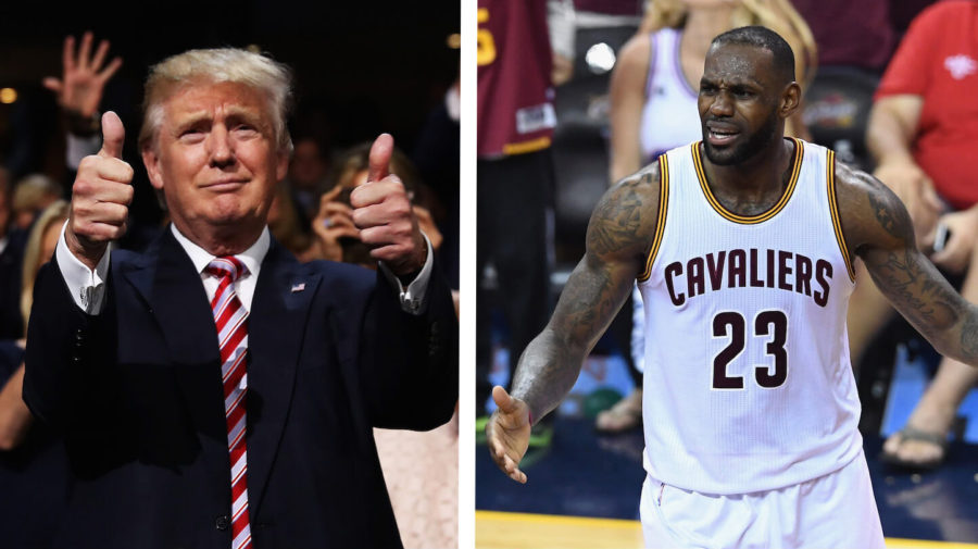LeBron To Play In RNC Venue; Is This Endorsement Of Trump?
