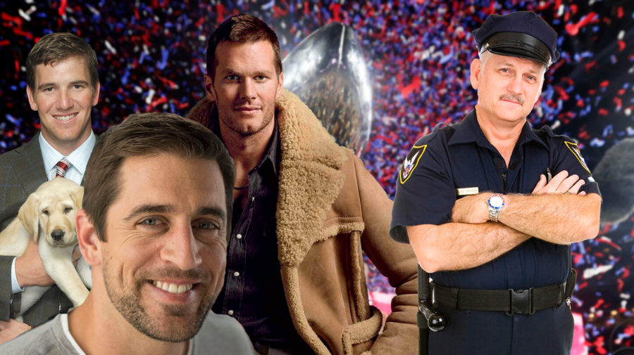 "Police: ""Only QBs With Rings Can Protest, Like Eli, Brady, Rodgers, Etc."""