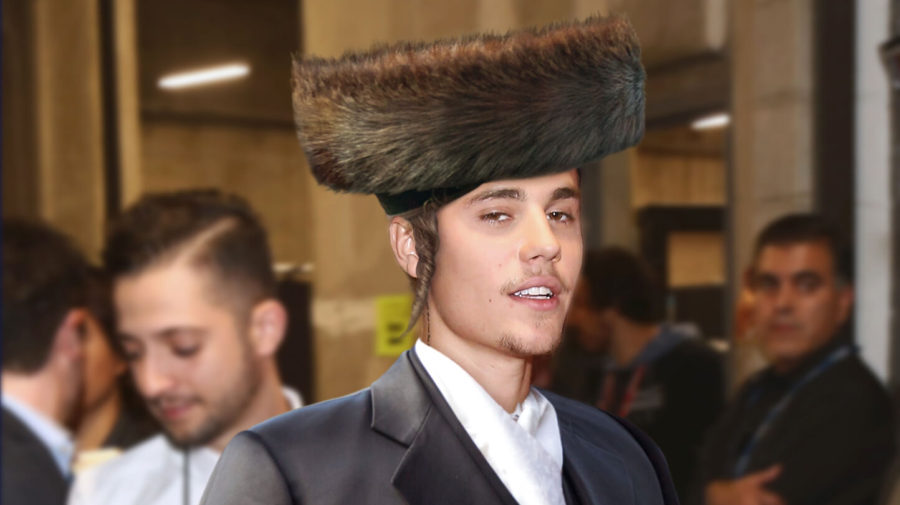 More Appropriation? Justin Bieber Seen Wearing Hasidic Jewish Style