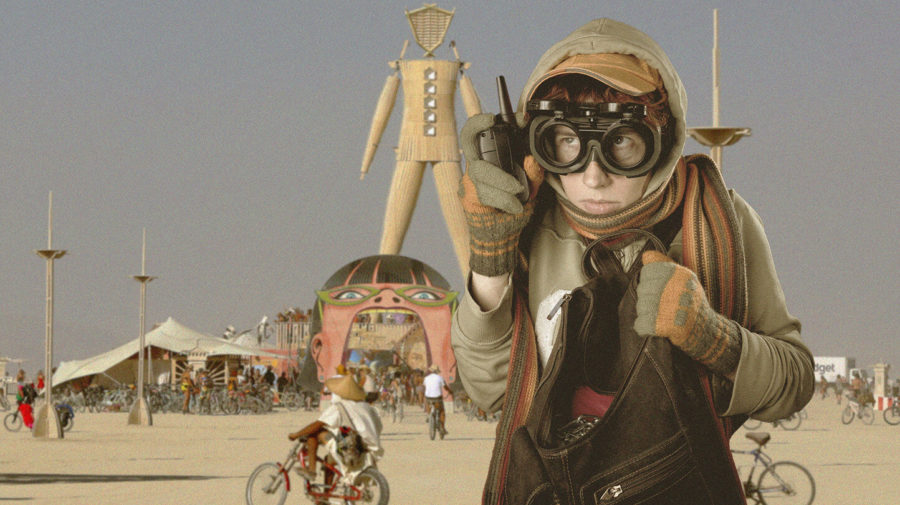 """Burning Man Attendee: """"Is This LSD Sustainably Farmed?"""""""