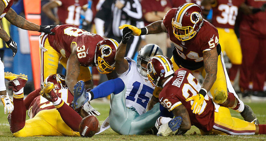Cowboys! Redskins! Only One Can End Up In The Middle Of The Division