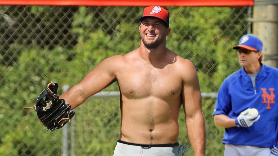 Manager Tells Tebow For Sixth Time That He Needs To Wear Jersey