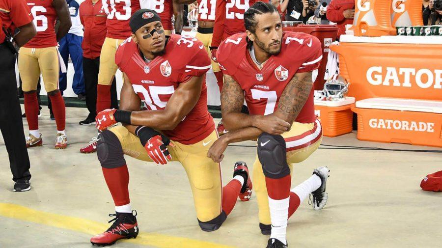 Nike Develops Anthem Kneeling Pads