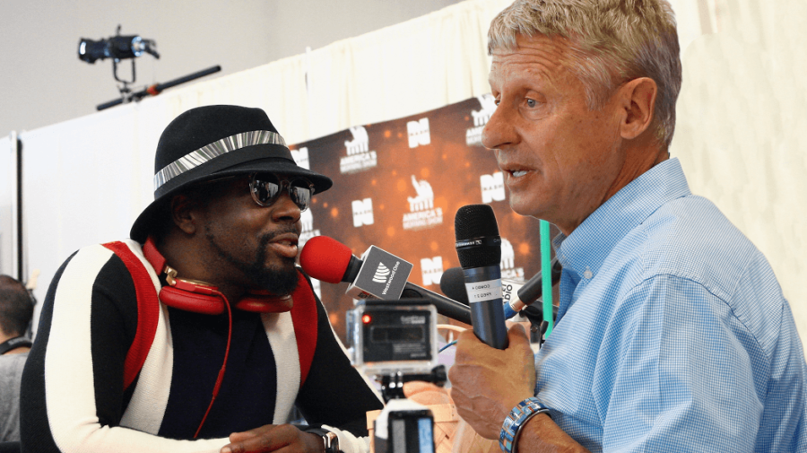 Gary Johnson Asked To Name Top 5 Rappers, Gives Shockingly Cogent Answer
