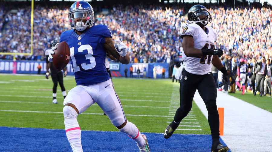 Is Odell Beckham Jr. Catching Game Winning TDs A Distraction?